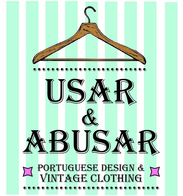 USAR&ABUSAR .portuguese vintage.