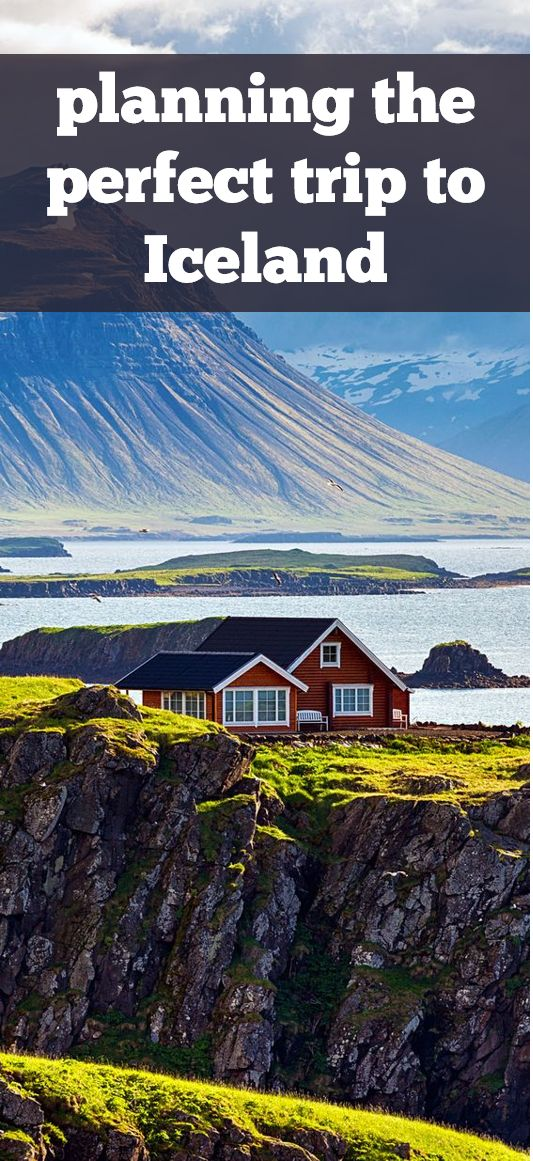 The best Iceland travel guide I've ever seen! Everything you need to know for your perfect trip!