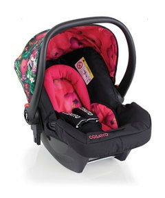 Cosatto Hold 0+ Car Seat - Tropico. Birth to 13kg. http://www.parentideal.co.uk/mothercare---car-seat.html