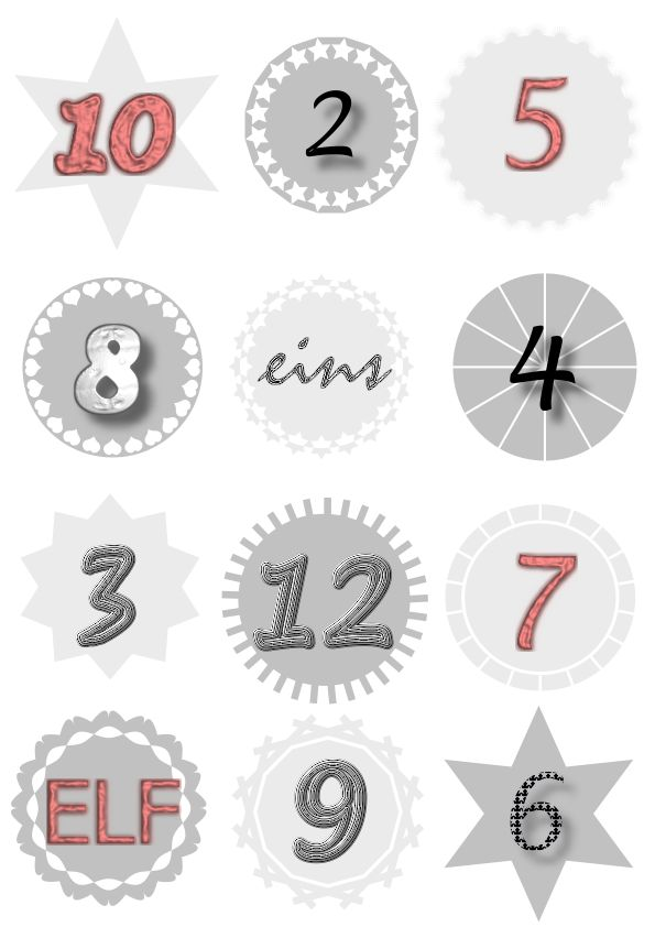advent weihnachten and adventskalender on pinterest