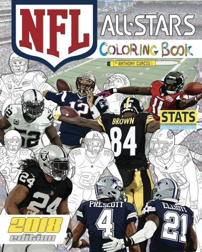 NFL All Stars 2018: The Ultimate Football Coloring, Stats... https://www.amazon.com/dp/1974432858/ref=cm_sw_r_pi_dp_x_Mh1gAb0N94JKM