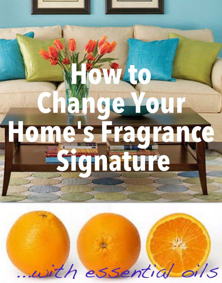 how to make home fragrance