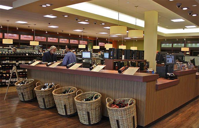 liquor store interior design plcb debuts rebranded fine