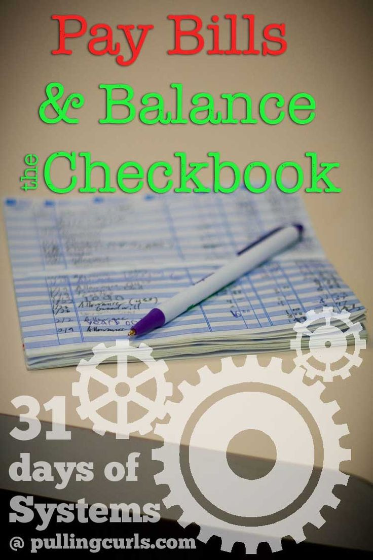Figuring out where your money goes.  Get a system to track your income and your expenses
