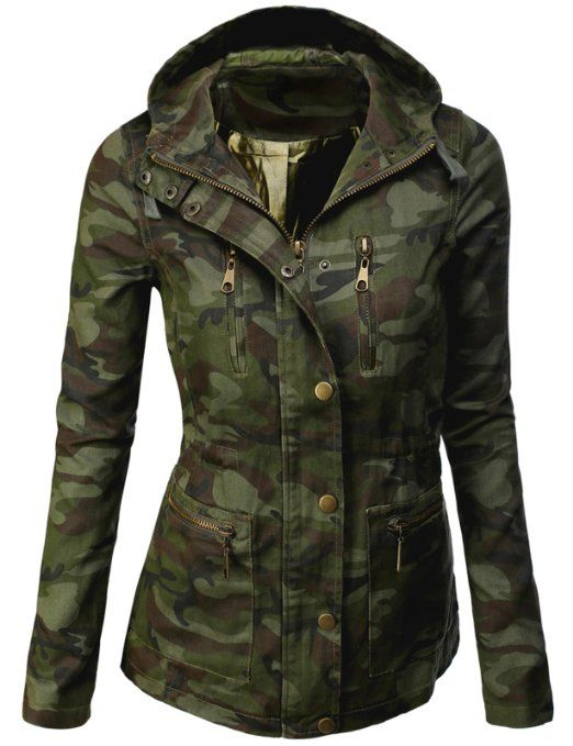 9Xis Women's Camo Military Cotton … I absolutely LOVE this!! This is my motivation!!!!