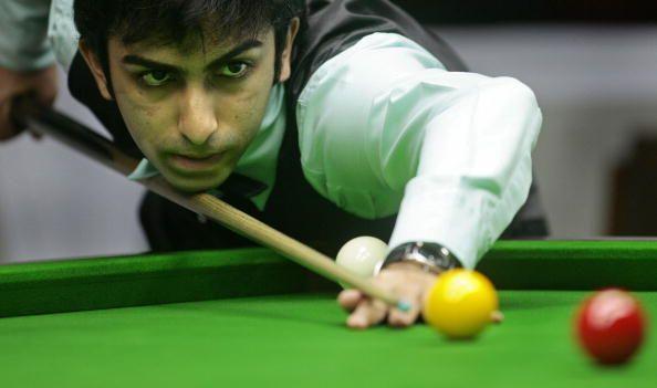 Snooker: Pankaj Advani