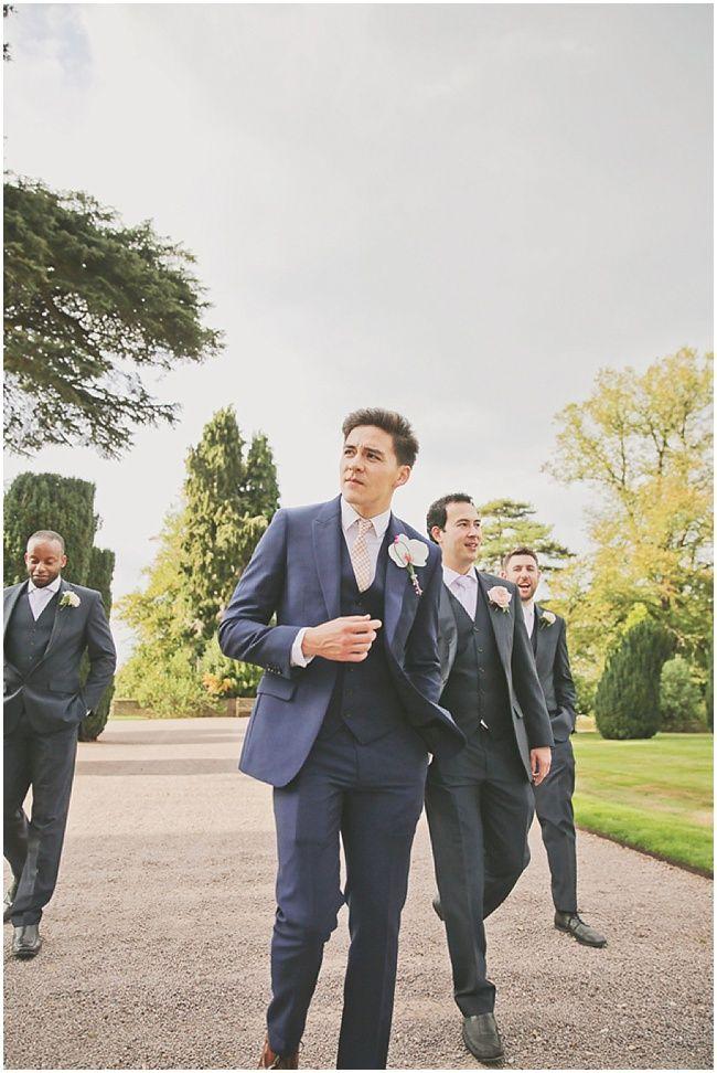 Chic & Glamorous Moor Park Mansion Wedding | Victoria Mitchell Photography - Nu Bride