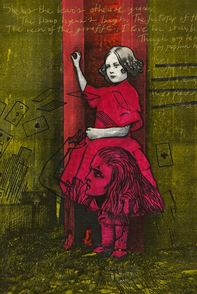 La bambina di Lewis Carroll  http://www.gianlucacostantini.com
