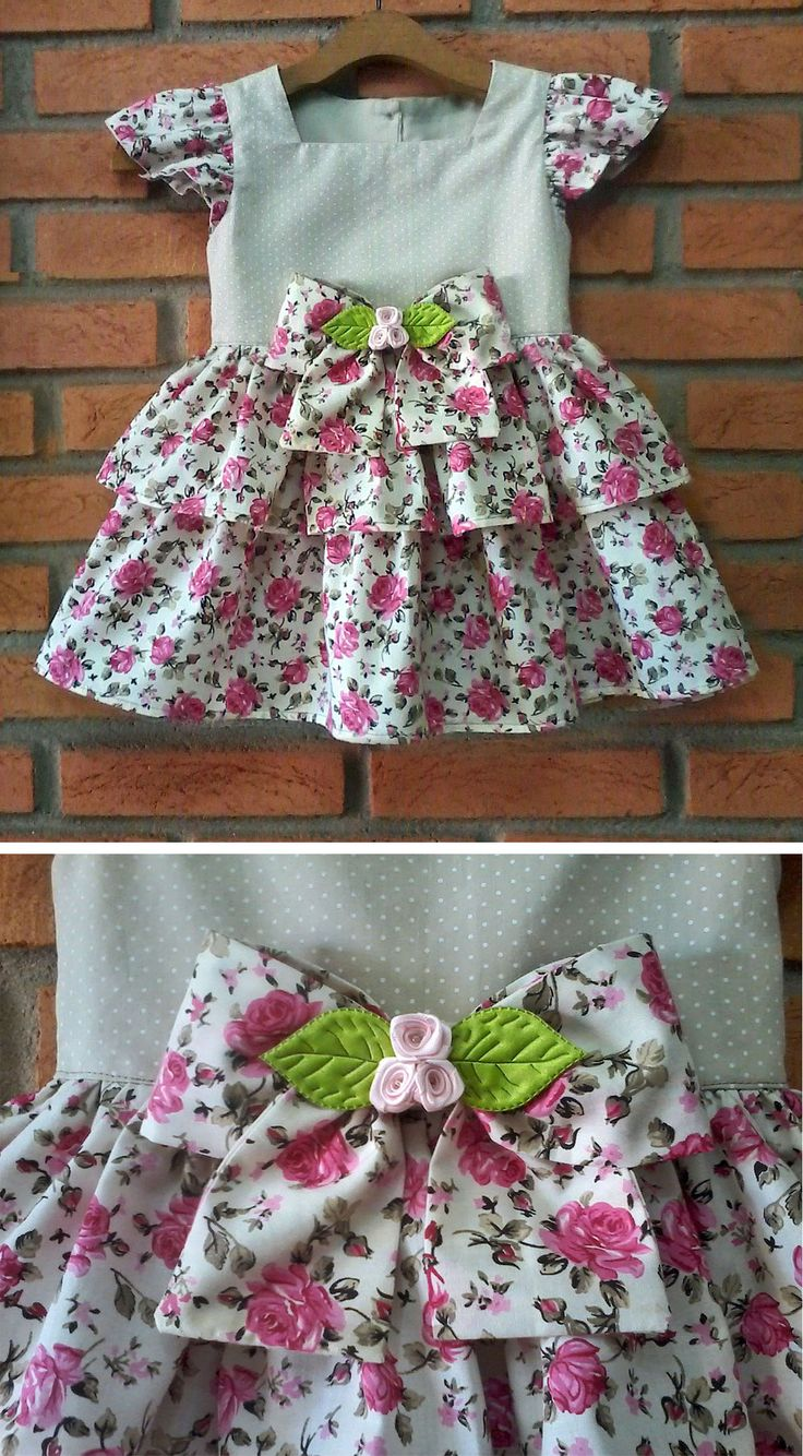 Molde Gratuito no Facebook: Dona Fada-Grupo de Moldes Gratuitos   Free Patterns in Facebook:  Lady Fairy-Free Pattern Group  (2 Dresses - with Ruffles and with Broderie Anglaise.pdf)
