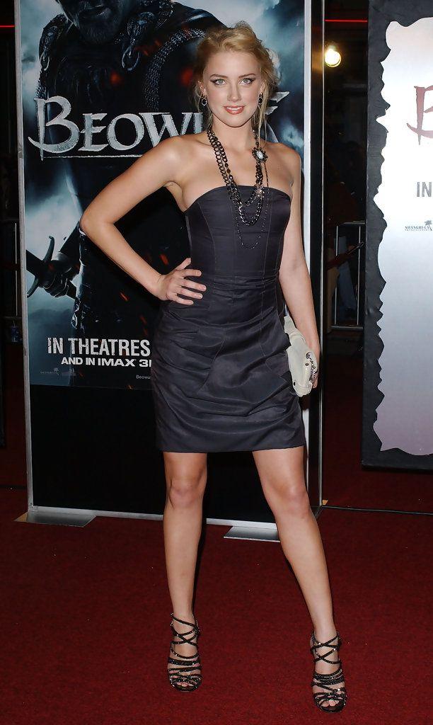 Amber Heard was born April 22, 1986