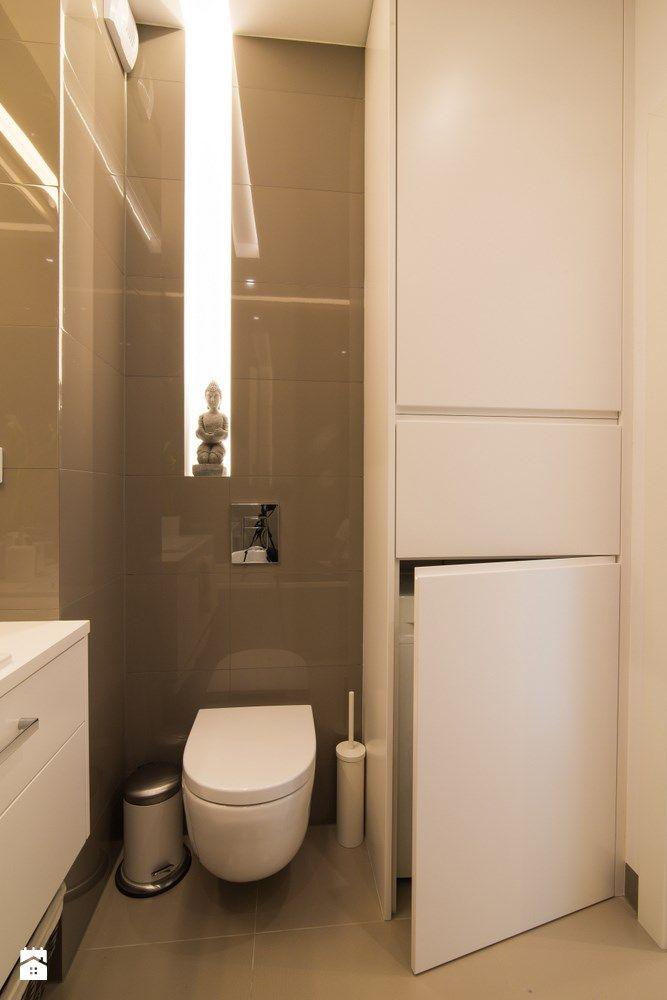 Aranżacja małej toalety. Jak urządzić funkcjonalną przestrzeń? - Homebook.pl
