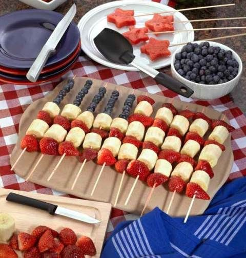 4th of july foods ideas