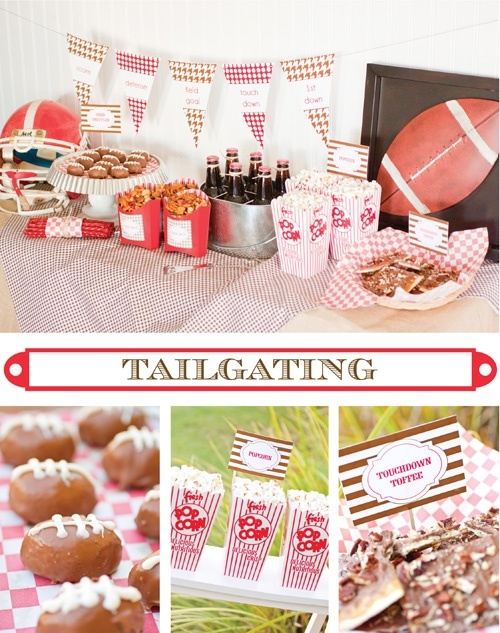Tailgate party idea parties-entertaining