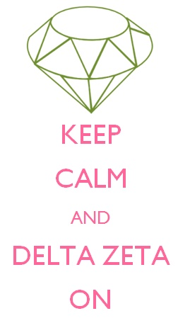 Keep calm, you are a DZ