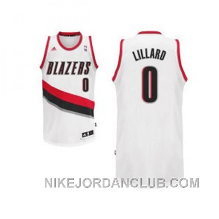 1fd5639534de ... Buy Damian Lillard Portland Trail Blazers Revolution 30 Swingman Home  Jersey Top Deals from Reliable Damian ...