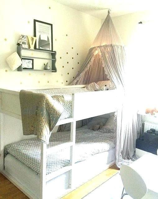 fancy bunk bed canopy with canopy bunk bed michaelformayor girls rh pinterest com