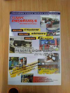 SMK Pemuda 2 Sumedang (Teknik Mesin): Menerima Siswa Baru 2016