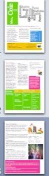 syllabus Template 2, HS English based