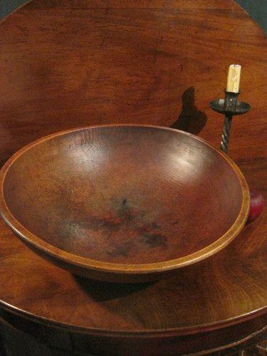 Antique Wooden Bowls For Sale September 2017