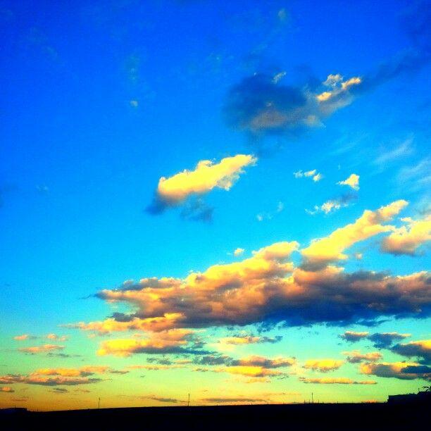 Sky of my mindless mind