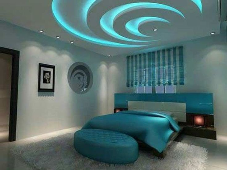 50 Phenomenal Modern Bedroom Ceiling Designs 2018