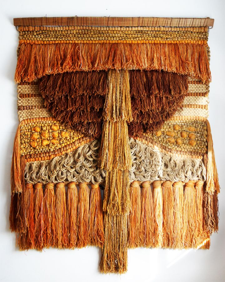 Woven Wall Hanging...