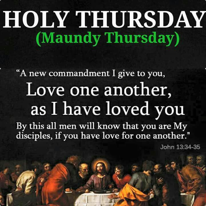 Maundy Thursday Quotes 6