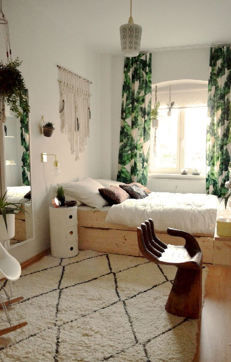 60 Favourite Scandinavian Bedroom Design Ideas Boho
