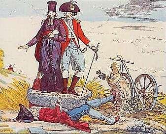 Risultati immagini per ancien regime impots