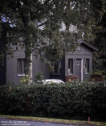 moody cottage finland home exteriors rh br pinterest com