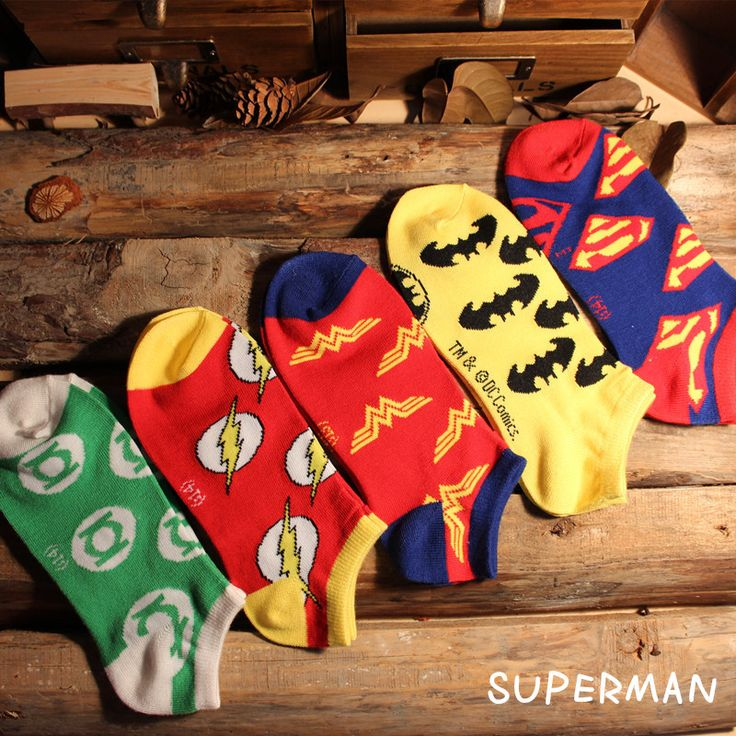 DC Socks One size 35-42 //Price: $12.00 & FREE Shipping //     #batman #deadpool #marvelc #dc
