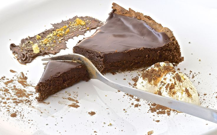 Torta al cioccolato | GoodmorningKitchen #chocolate