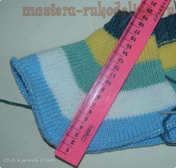 Мастер-класс по вязанию спицами: Кофта с рукавами реглан для ребенка 3-4 лет