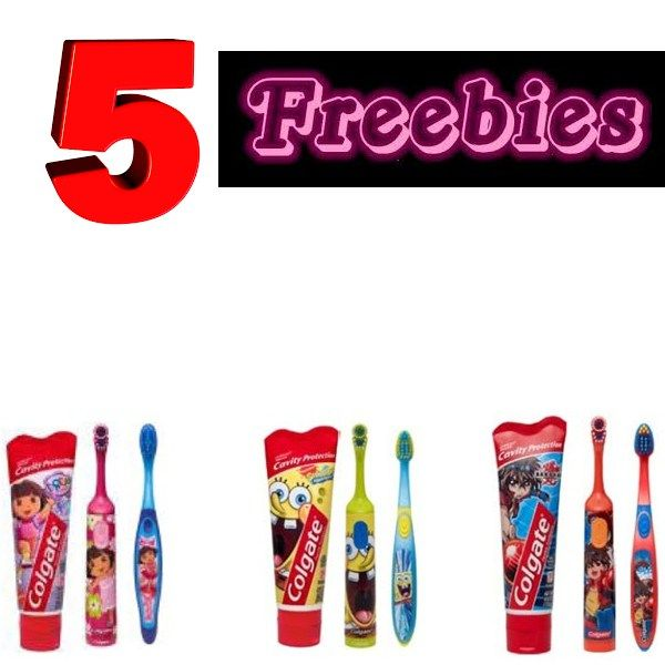 Free at Giant: 5 Colgate Kids Toothpaste or Toothbrushes freebie - http://couponsdowork.com/giant-weekly-ad/giant-5-freebie-colgate-dealio/