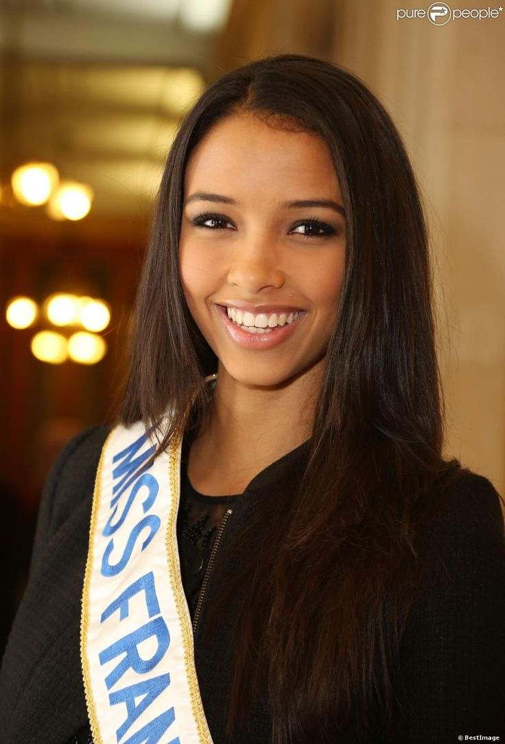 Flora Coquerel (Miss France 2014)