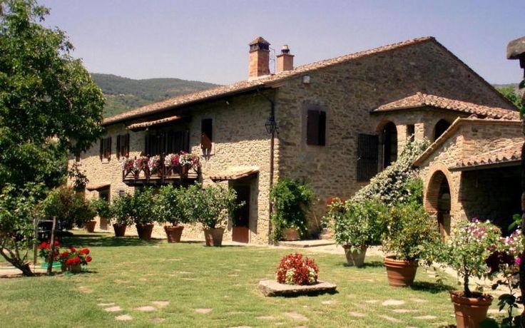 14 migliori immagini antico casale nella campagna toscana for Piccoli piani casa hacienda