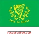 Erin Go Braugh 3' x 5' House Flag