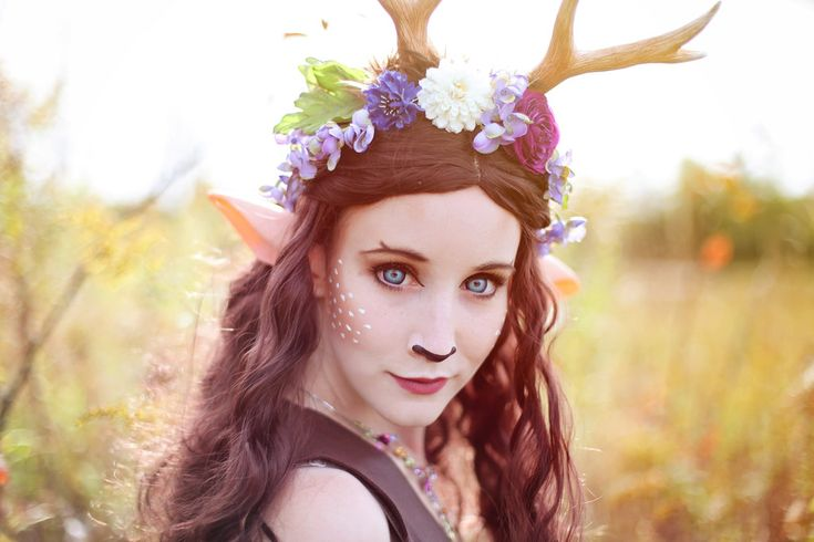 Faun Gaze by nomokis on DeviantArt