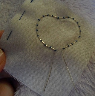 wired stumpwork elements by Sew in Love - wonderful blog to check out
