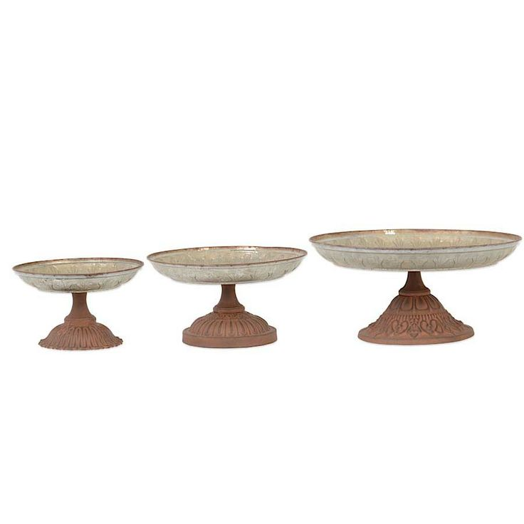 Metal Pedestal Stand - 3 Different Sizes
