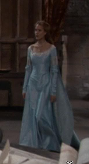 Princess Bride Movie Dress