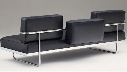 bauhaus le corbusier lc5 f canape furniture styles. Black Bedroom Furniture Sets. Home Design Ideas