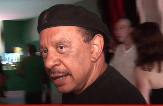 """Sherman Hemsley, the actor who made the character George Jefferson famous in """"The Jeffersons,"""" has died, El Paso cops tell TMZ."""