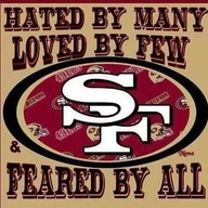 49er Nation SF Niners San Francisco 49ERS