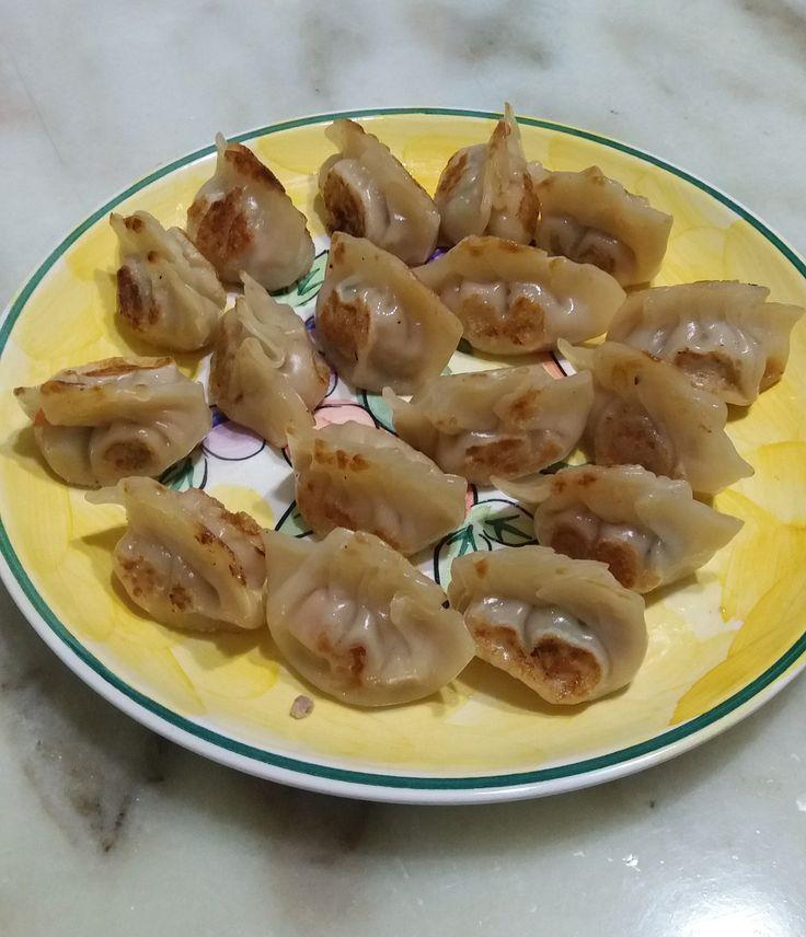 Homemade Fried  Dumplings