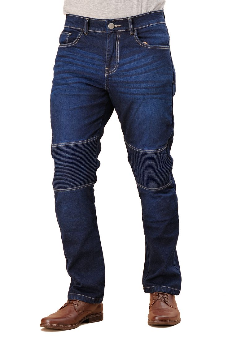 Valentine's Day SALE 30% Off  - Motorcycle Kevlar Jeans with Free CE Level 1 Approved FORCEFIELD Knee & Hip Armour. Free UK shipping, Free Exchanges & Returns. https://loom.ly/E2gcP5E