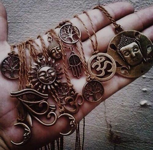 ☮ American Hippie Bohemian Boho Style ~ Jewelry-- weheartit.com