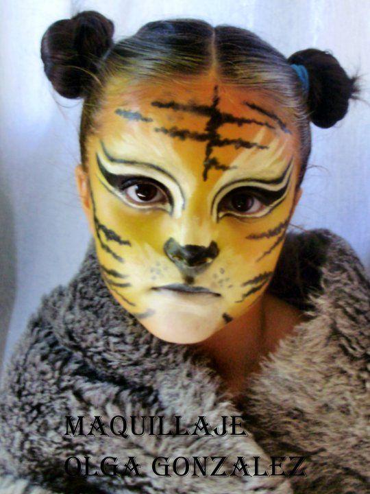 Maquillaje animal