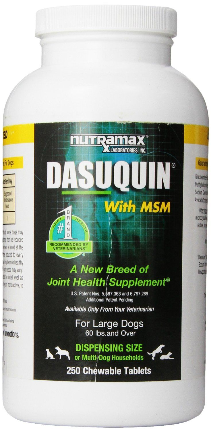 56 most popular dog supplements best glucosamine for dogs