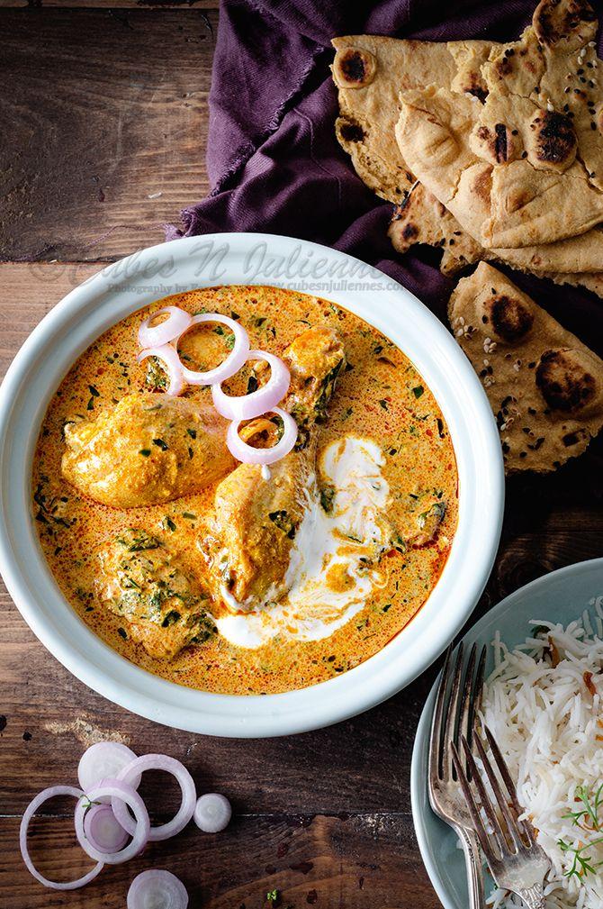 Restaurant Style Methi Chicken Curry